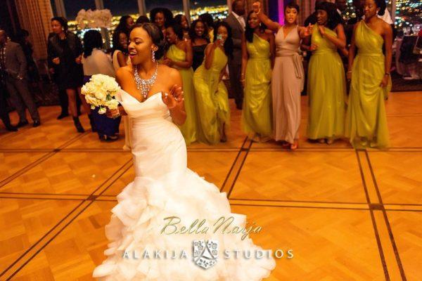 Sonume Dan-Princewill & Obi Nnanna | Nigerian American BellaNaija Weddings | Alakija Studiosc