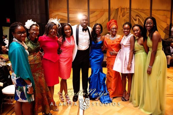 Sonume Dan-Princewill & Obi Nnanna | Nigerian American BellaNaija Weddings | Alakija Studiosd