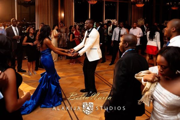 Sonume Dan-Princewill & Obi Nnanna | Nigerian American BellaNaija Weddings | Alakija Studiose