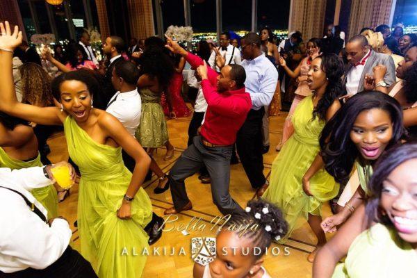 Sonume Dan-Princewill & Obi Nnanna | Nigerian American BellaNaija Weddings | Alakija Studiosj