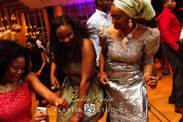 Sonume Dan-Princewill & Obi Nnanna | Nigerian American BellaNaija Weddings | Alakija Studiosk