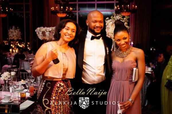 Sonume Dan-Princewill & Obi Nnanna | Nigerian American BellaNaija Weddings | Alakija Studioso