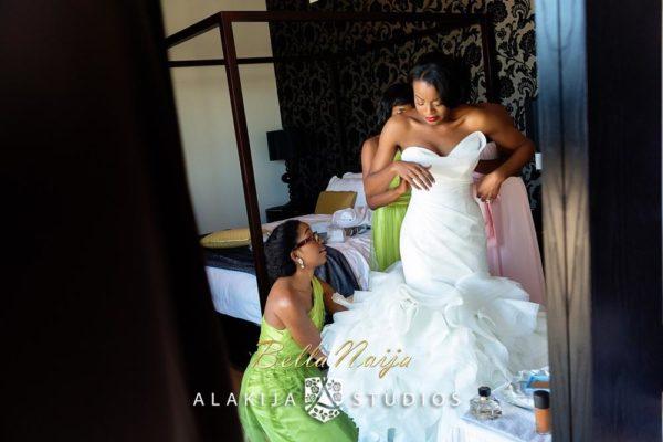 Sonume Dan-Princewill & Obi Nnanna | Nigerian American BellaNaija Weddings | Alakija Studiosp988674354-6