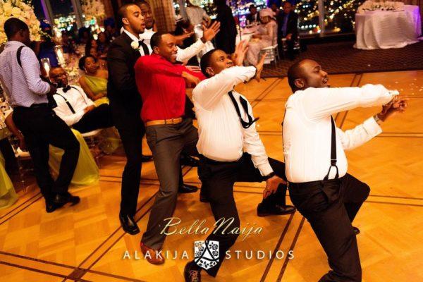 Sonume Dan-Princewill & Obi Nnanna | Nigerian American BellaNaija Weddings | Alakija Studiost