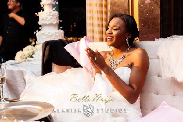 Sonume Dan-Princewill & Obi Nnanna | Nigerian American BellaNaija Weddings | Alakija Studiosy