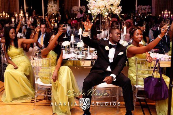 Sonume Dan-Princewill & Obi Nnanna | Nigerian American BellaNaija Weddings | Alakija Studiosz