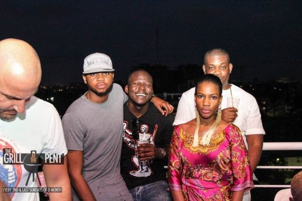 The Grill At The Pent - BellaNaija - March - 2014 017