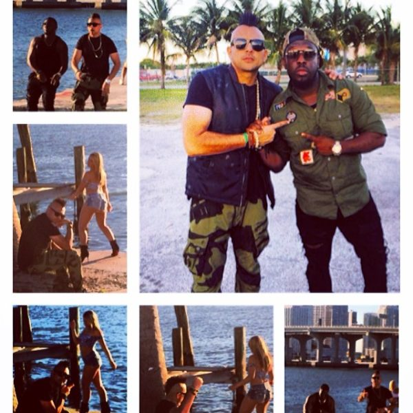 Timaya Feat. Sean Paul - Bum Bum Remix - BellaNaija - March - 2014 003