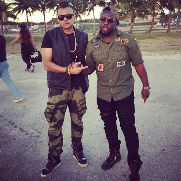 Timaya Feat. Sean Paul - Bum Bum Remix - BellaNaija - March - 2014