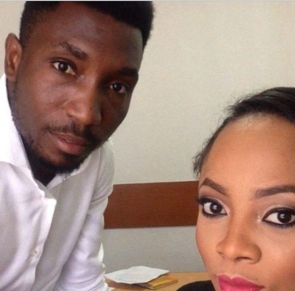 Timi Dakolo & Toke Makinwa - Toke Moments Vlog - March 2014 - BellaNaija 01