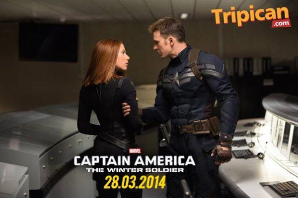 news singapore captain america would date black widow chris evans