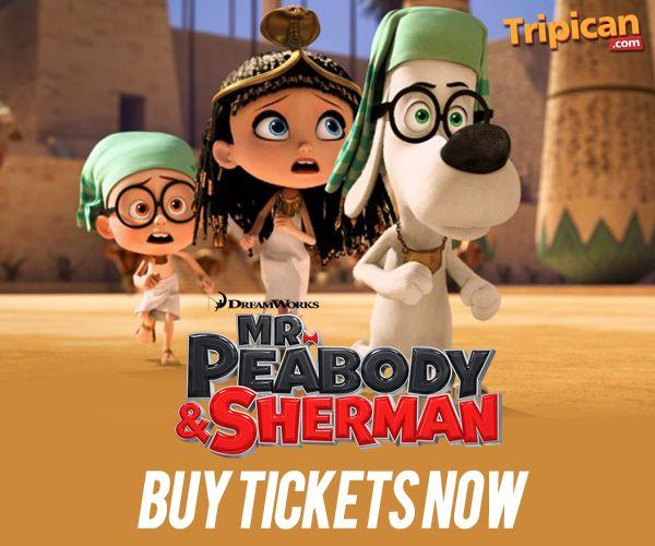 Tripican.com presents Mr Peabody & Sherman - BellaNaija - March 20140011