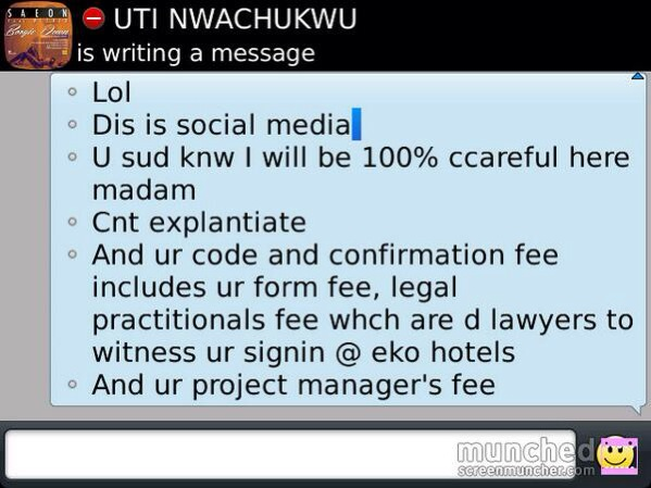 Uti Nwachukwu Impersonator - March 2014 - BellaNaija 07