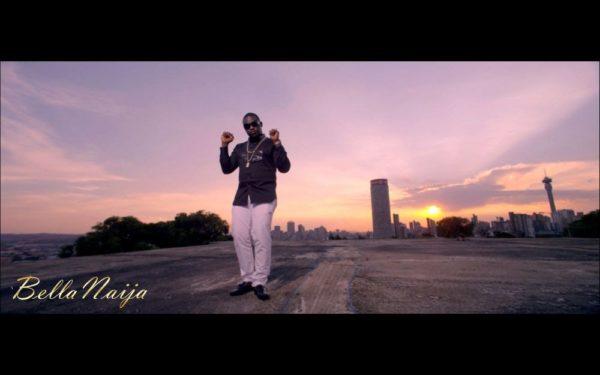 Wande Coal's Music Video Shoot in South Africa - February 2014 - BellaNaija - 023