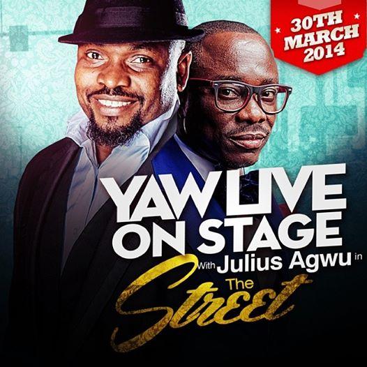Yaw and Julius Agwu