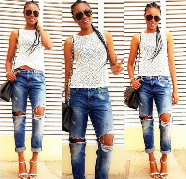 Yvonne Nelson's Edgy Look - BellaNaija Style - March 2014 - BellaNaija 01