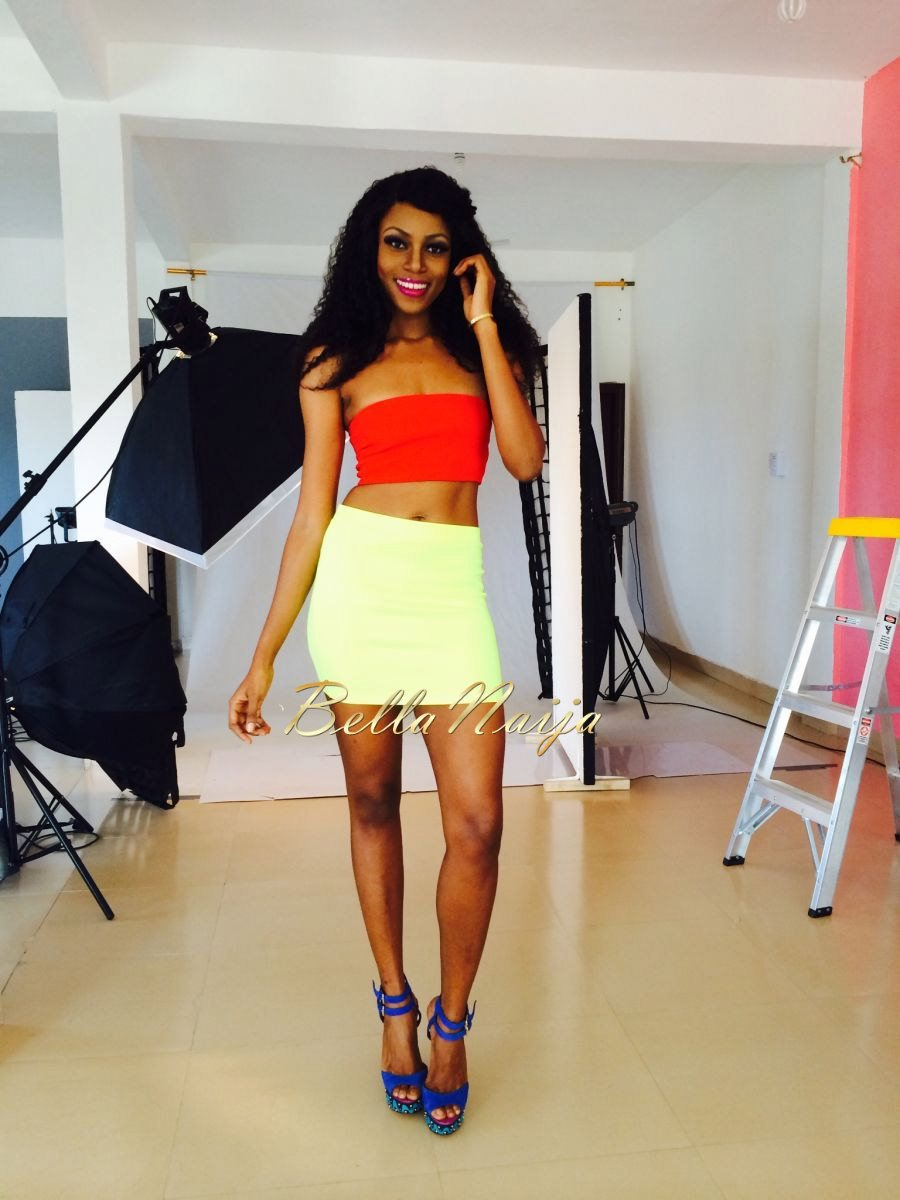 Yvonne Nelson S Sizzling New Photoshoot For Her Retail