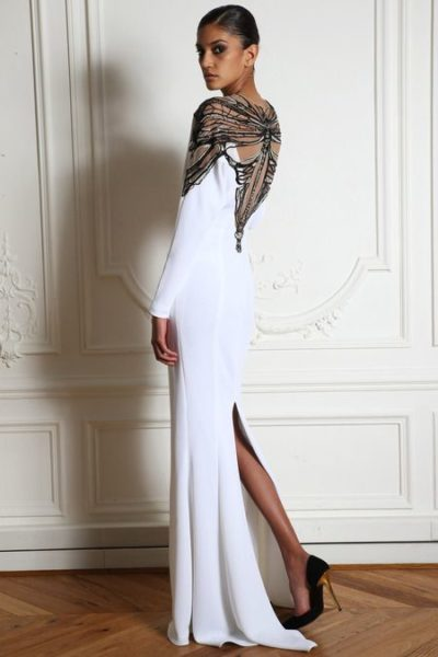 Zuhair Murad Fall 2014 2015 Ready-to-Wear Collection - BellaNaija - March2014002
