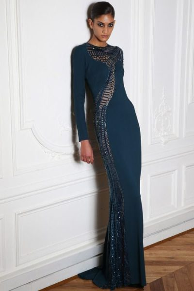Zuhair Murad Fall 2014 2015 Ready-to-Wear Collection - BellaNaija - March2014024