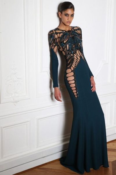 Zuhair Murad Fall 2014 2015 Ready-to-Wear Collection - BellaNaija - March2014025