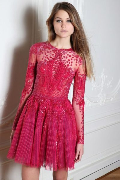 Zuhair Murad Fall 2014 2015 Ready-to-Wear Collection - BellaNaija - March2014030