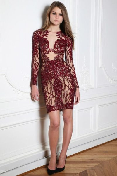 Zuhair Murad Fall 2014 2015 Ready-to-Wear Collection - BellaNaija - March2014031