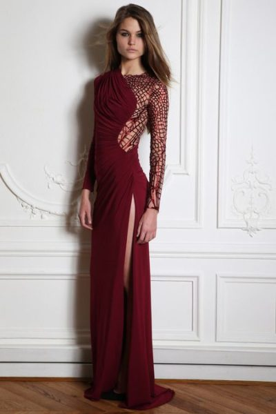 Zuhair Murad Fall 2014 2015 Ready-to-Wear Collection - BellaNaija - March2014032