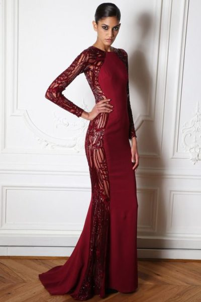 Zuhair Murad Fall 2014 2015 Ready-to-Wear Collection - BellaNaija - March2014033
