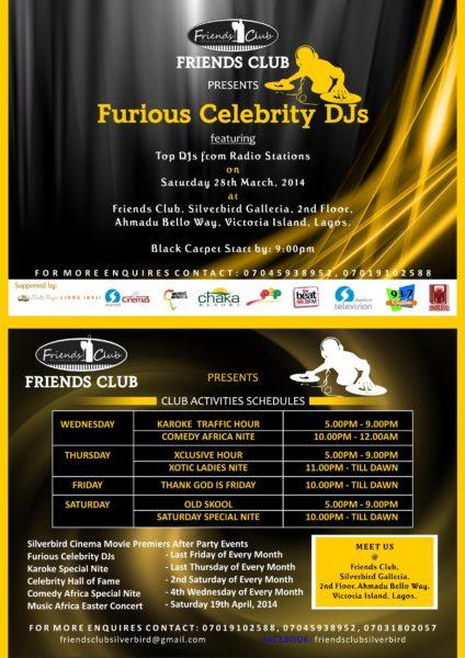 friends club acitivities fliers (1)