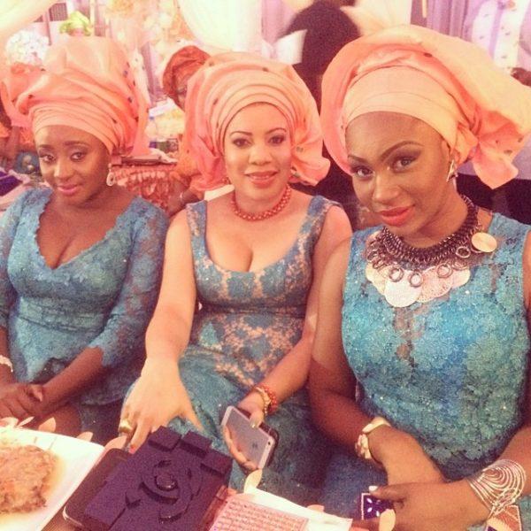 Ini Edo, Monalisa Chinda, Ebube Nwagbo