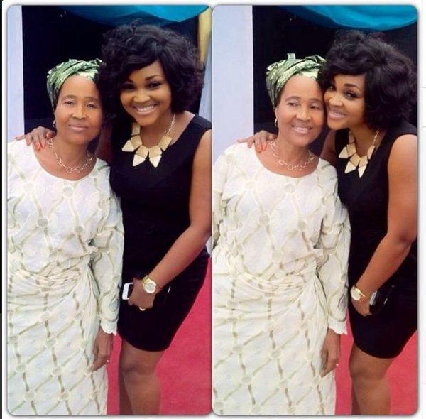 @mercyaigbegentry   Orisa Bi Iya kosi! Happy Mother's Day to my beautiful mum, my pillar! U will continue to eat the fruit of ur labour IJN! Love u loads Iya Mercy
