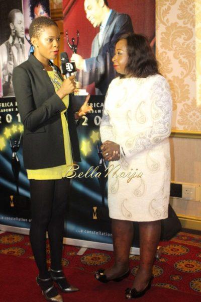 Zainab Balogun &  Peace Anyiam-Osigwe