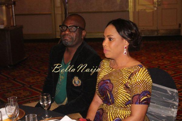 Funsho Adeolu & Fathia Balogun