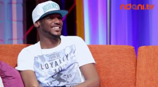 2Face Idibia - April 2014 - Ndani TV's The Juice - Season 2 - BellaNaija