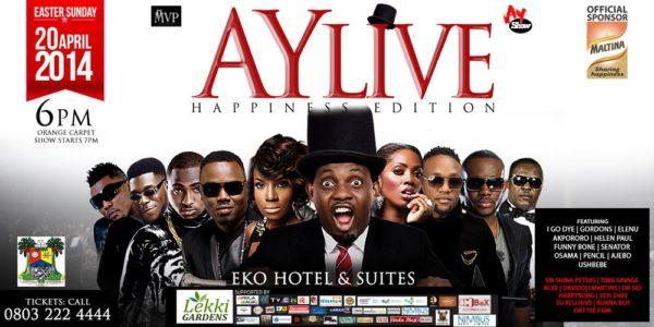 AY Live Flyer 2