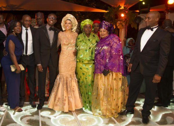 Abba Atiku Abubakar & Mariana - Adamu Atiku Abubakar - BellaNaija - Udimee - Dubai Wedding - 02