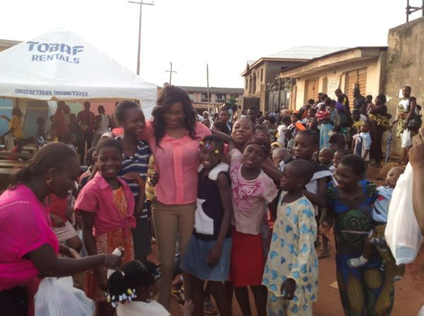 Actress Chika Ike - Kick Out Hunger - April 2014 - BellaNaija - 022