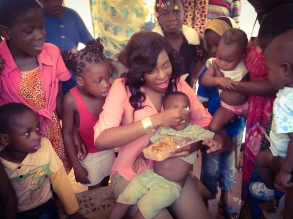 Actress Chika Ike - Kick Out Hunger - April 2014 - BellaNaija - 024