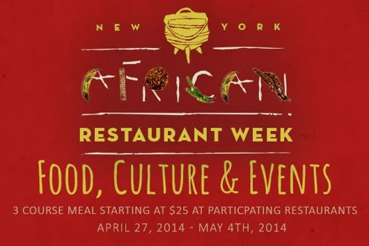 African Restaurant Week - BellaNaija - April - 2014
