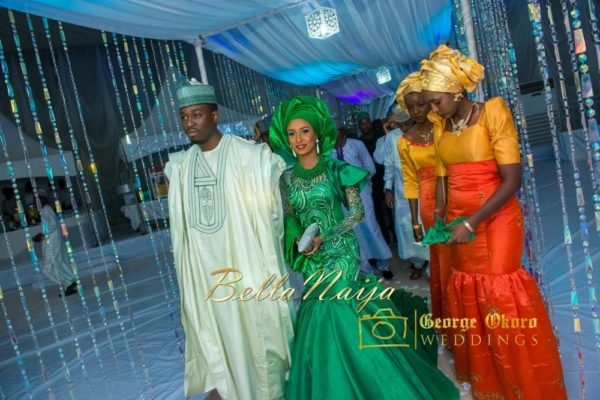Aisha & Mustapha | Nigerian Muslim Wedding | George Okoro Photography | BellaNaija | 0George Okoro --102