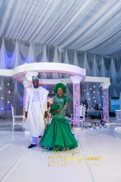 Aisha & Mustapha | Nigerian Muslim Wedding | George Okoro Photography | BellaNaija | 0George Okoro --109