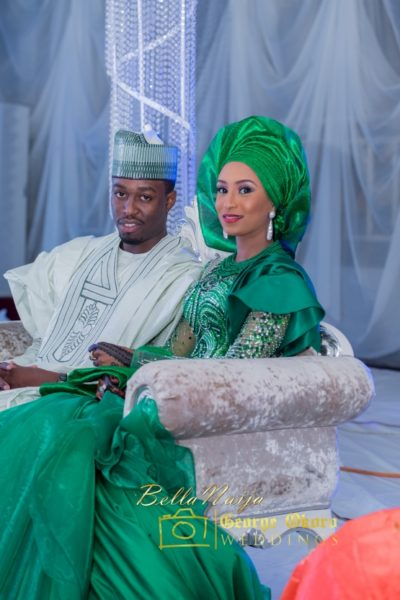 Aisha & Mustapha | Nigerian Muslim Wedding | George Okoro Photography | BellaNaija | 0George Okoro --114