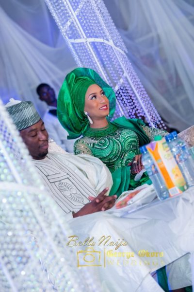 Aisha & Mustapha | Nigerian Muslim Wedding | George Okoro Photography | BellaNaija | 0George Okoro --139