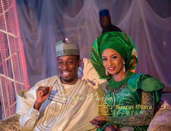 Aisha & Mustapha | Nigerian Muslim Wedding | George Okoro Photography | BellaNaija | 0George Okoro --182