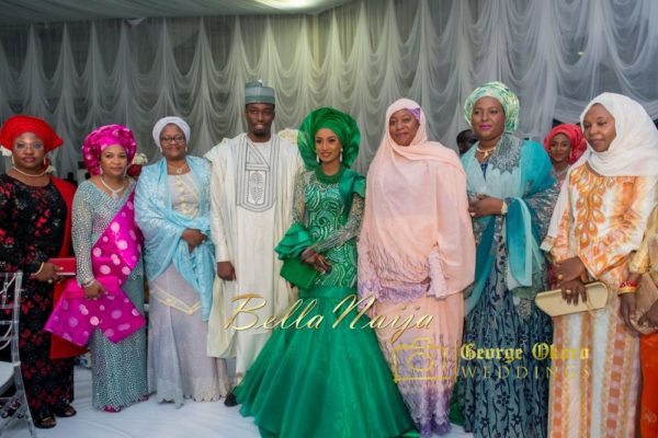 Aisha & Mustapha | Nigerian Muslim Wedding | George Okoro Photography | BellaNaija | 0George Okoro --204