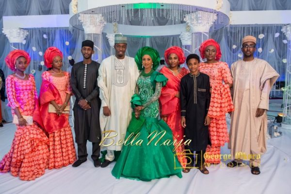 Aisha & Mustapha | Nigerian Muslim Wedding | George Okoro Photography | BellaNaija | 0George Okoro --208