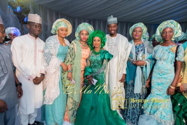 Aisha & Mustapha | Nigerian Muslim Wedding | George Okoro Photography | BellaNaija | 0George Okoro --238