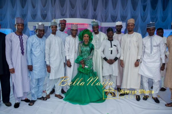 Aisha & Mustapha | Nigerian Muslim Wedding | George Okoro Photography | BellaNaija | 0George Okoro --280