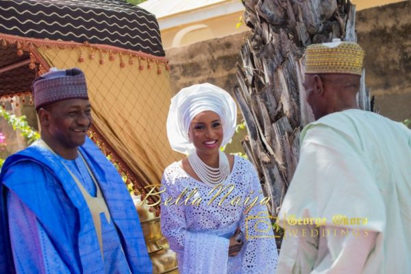 Aisha & Mustapha | Nigerian Muslim Wedding | George Okoro Photography | BellaNaija | 0George Okoro --326