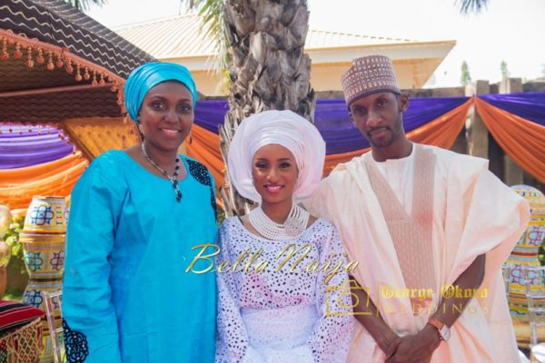 Aisha & Mustapha | Nigerian Muslim Wedding | George Okoro Photography | BellaNaija | 0George Okoro --339